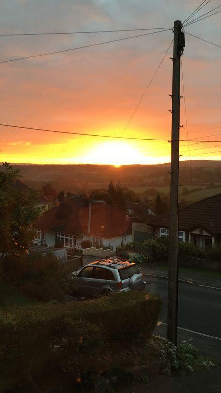 Sunrise on Rid...