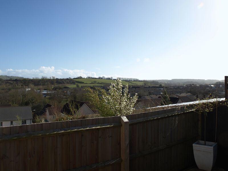 Rear Garden Views