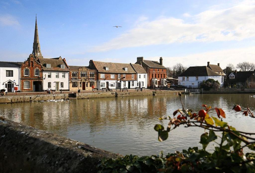 St Ives Great River Ouse