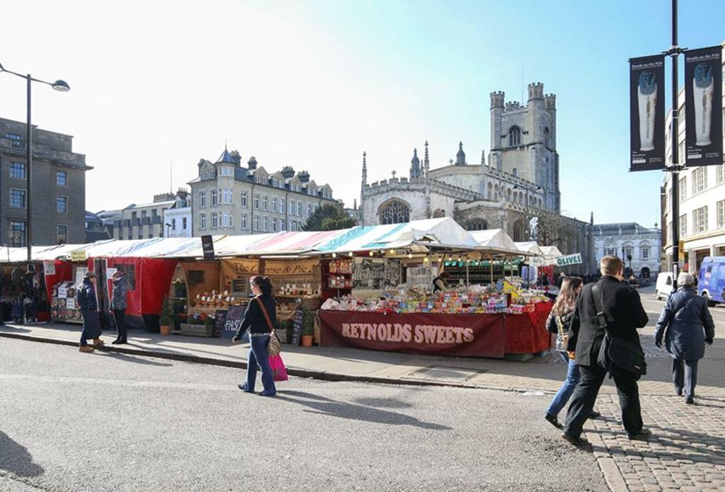 Cambridge markets