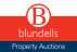 Blundells, Auctions logo