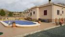 4 bedroom Villa in Macisvenda, Murcia, Spain