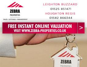 Get brand editions for Zebra Properties, Leighton Buzzard & Milton Keynes Lettings