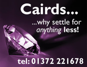 Get brand editions for Cairds (Ashtead) Ltd, Ashtead