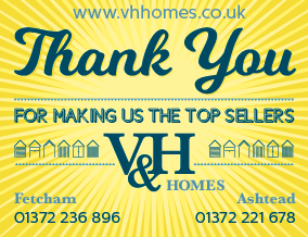 Get brand editions for V&H Homes, Ashtead