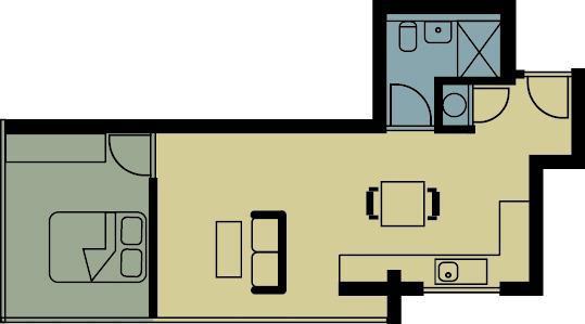 floor plan flat 9