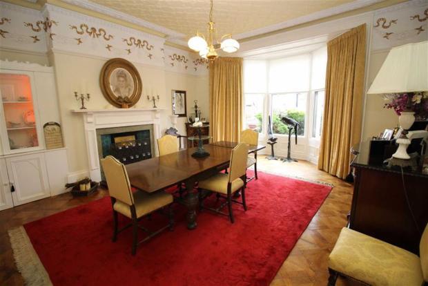 Formal Dining Room (