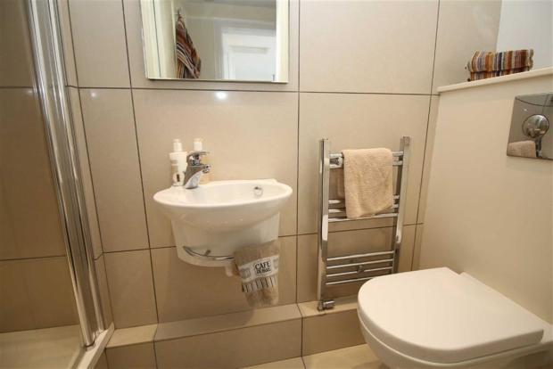 Third Floor WC
