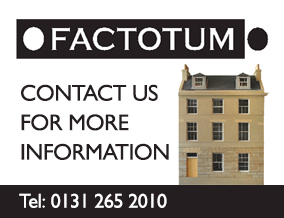 Get brand editions for Factotum Letting, Edinburgh