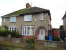3 bed semi detached house in Underwood Road, Rothwell...