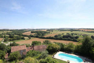 6 bed home in SECTEUR LECTOURE