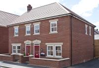 3 bed new property for sale in Cemetery Road, Kempston...