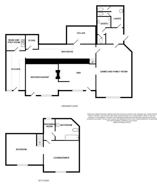 whole floor plan