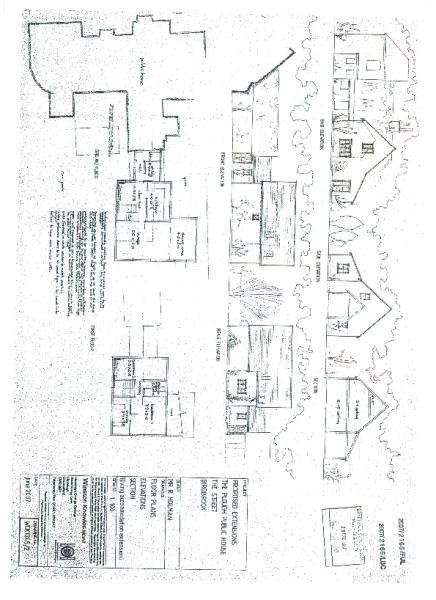 plans for dwelling