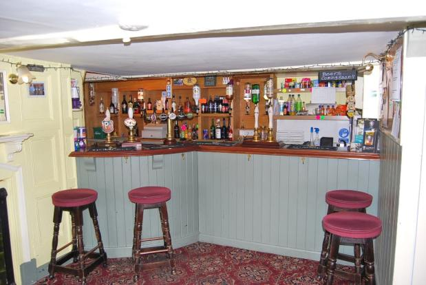 saloon bar