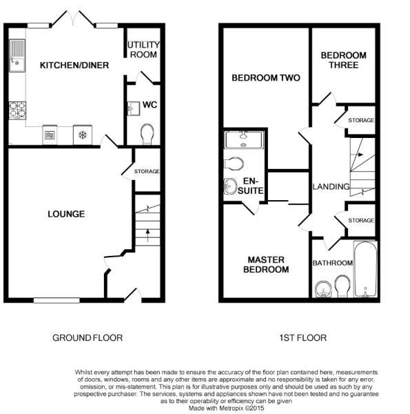 Whole floor plan