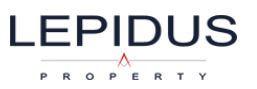 Lepidus Group Ltd, Londonbranch details