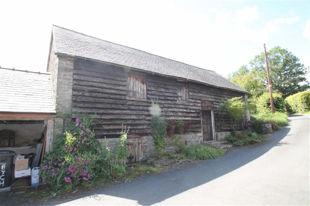Stone and Slate Barn