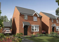 3 bed new home for sale in St. Whites Road...