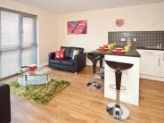 1 bed Flat to rent in Moss Lane East...