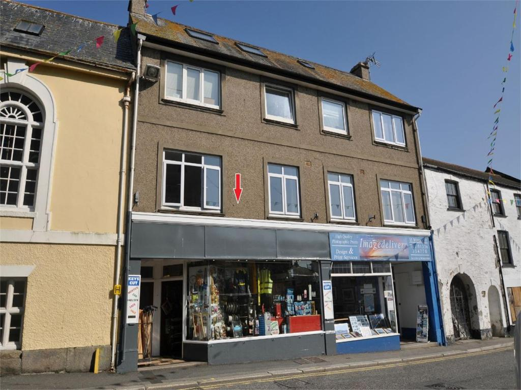 Commercial Property High Street Falmouth