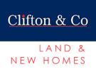 Clifton & Co Land & New Homes, Dartford branch logo