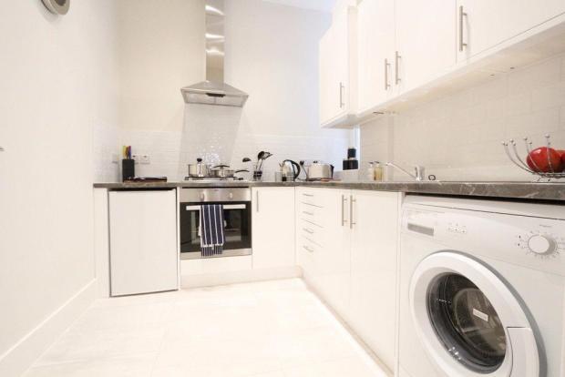 Finchley Rd kitchen