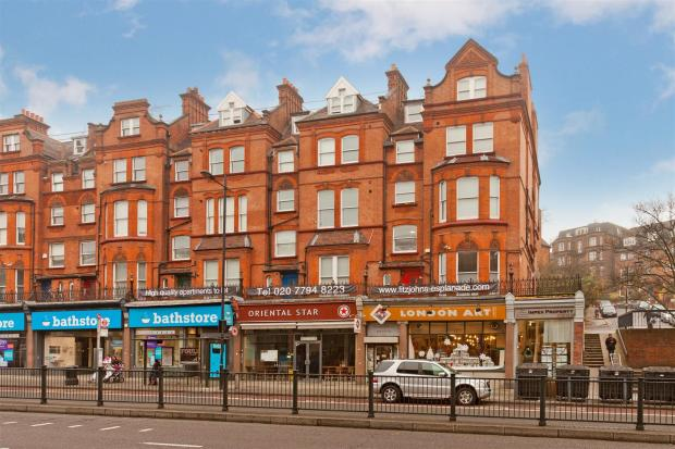Finchley Road Front.