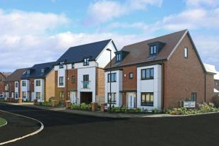 Greenside by Barratt Homes, Off Kingston Park Road,