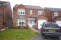 4 bedroom Detached home for sale in Scholars Gate, Garforth