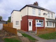 semi detached home in Pine Road. Guisborough