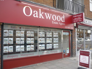 Oakwood Estate Agency, Mottinghambranch details