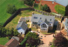 5 bedroom new house in Convent Fields, Sidmouth