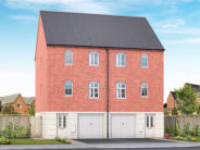 3 bedroom new development in Corporation Road...