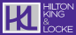 Hilton King & Locke, Chalfont St Peter logo