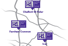 Hilton King & Locke, Chalfont St Peter