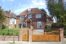 Detached house for sale in Mavelstone Close Bromley...