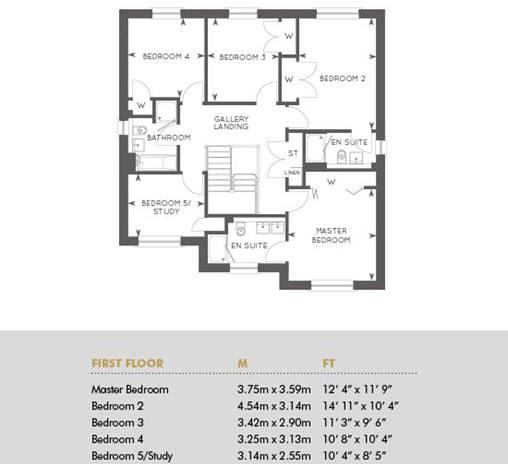 The Darroch, Floor 2