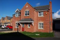 Detached property in Tai Maes, Mold, CH7