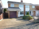 3 bed semi detached house in Llys Wylfa, Mynydd Isa...