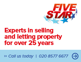 Get brand editions for Five Star Property, Osterley