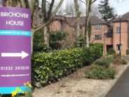 Apartment to rent in Birchover House, Derby...