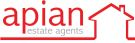 Apian Estate Agents, Goole branch logo