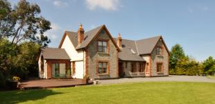 5 bed Detached house for sale in Ballygarrett, Wexford