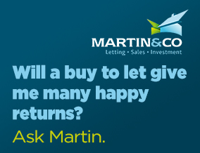 Get brand editions for Martin & Co, Stoke On Trent - Lettings & Sales
