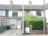 2 bed Terraced property in Leek Road, Hanley