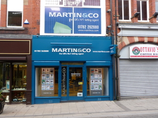 Martin & Co, Stoke On Trent - Lettings & Salesbranch details