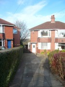 semi detached property in Southlands Avenue...