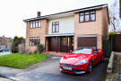 4 bed home to rent in Seward Close, LICHFIELD