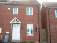 2 bedroom semi detached home to rent in Burtree Drive...